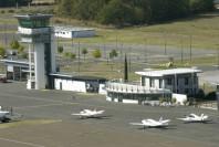 L'aéroport d'Angers-Marcé