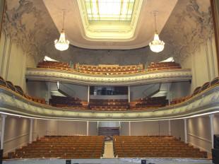 Théâtre de Châtel-Guyon après restauration
