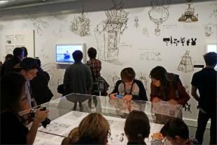 art dans le jeu video musee dart ludique de paris jean perre delabera cc by 2 - UNE