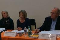 Ségolène Neuville, Brigitte Bourguignon et François Soulage