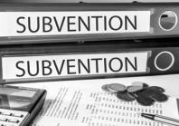 Subventions d'équipement et fonds de concours : de nouveaux assouplissements