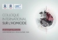 Colloque homicide ONDRP