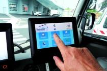 Bordeaux métropole a interfacé trois logiciels afin d'optimiser la collecte des déchets, ici Geored de Simpliciti pour la gestion des véhicules.