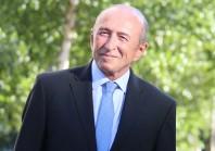Gérard Collomb, de la place Bellecour à la place Beauvau