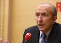 Le nouveau ministre de l'Intérieur, Gérard Collomb, dévoile ses priorités