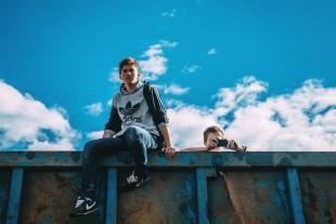 jeunes en difficulté Ant Rozetsky