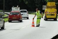 Photo 2 - Incivilités, insultes, non respect des limitations de vitesse et des signalisations… Des agents ont peur © Patrig SicardCD29