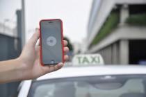 Uber taxi VTC