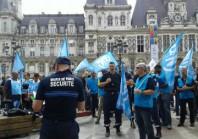A Paris, les inspecteurs de sécurité manifestent leur malaise
