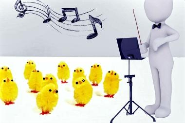 Professeur d'éducation artistique - Musique