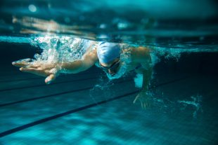 objects connectes piscine