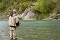 peche pecheur riviere