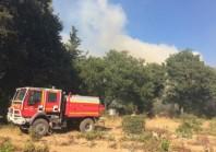 Incendies : les sapeurs-pompiers se disent inquiets des moyens disponibles