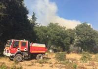 SDIS13 pompiers incendie feu