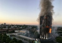 Tour Grenfell incendie londres