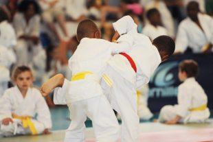 166 judo