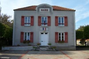 La mairie de Mareil-le-Guyon (Yvelines)