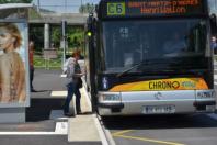 Photo arrêt accessible_RéseauSMTC_Grenoble