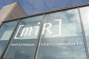 Médiathèque de la CDC des Portes de Romilly-sur-Seine (Aube) ©Ville de Romillly