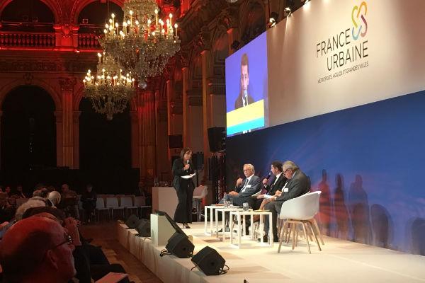 Conférence des villes 2017