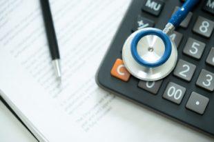 stéthoscope-dépenses-santé-PLFSS-UNE
