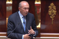 Gerard Collomb AN