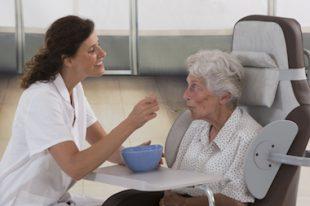 Repas maison de retraite