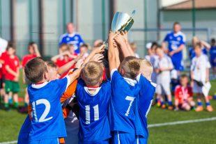sport pour tous enfant foot