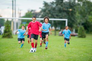 enfant foot
