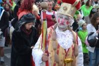 Jugement de Sent Pançard au Carnaval Biarnés de Pau en 2016