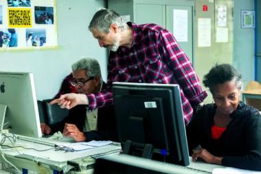 La lutte contre l'exclusion passe désormais par l'accompagnement au numérique
