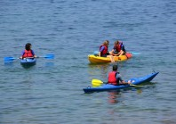 L'école de voile forme les instituteurs aux activités nautiques