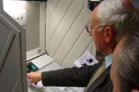 Machines à voter