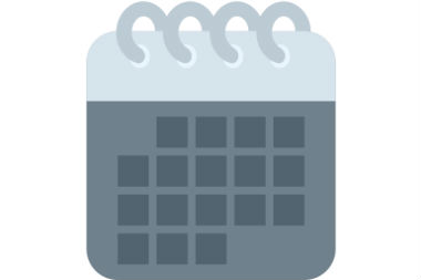NL pour AGENDA CC attribution 4.0 Twitter calendrier