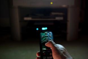Telecommande de television