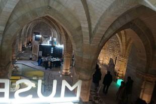 Muséomix au Palais du Tau, à Reims, en 2016
