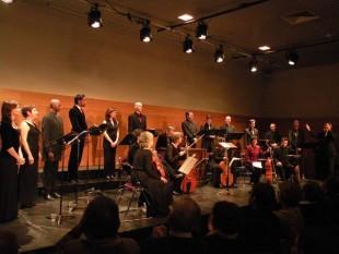 Ensemble Sagittarius à la Folle Journée de Nantes en 2009