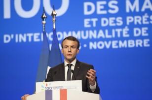 Les élus locaux, sparadrap du capitaine Macron