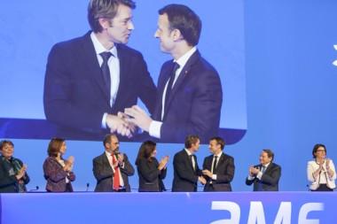 Congrès des maires 2017 : baptême du feu pour Emmanuel Macron