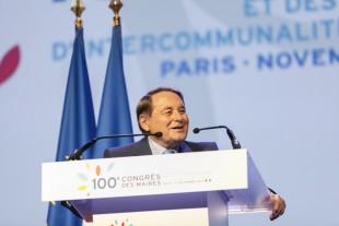 Andre Laignel - Congres des Maires 2017