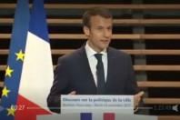 Emmanuel Macron Politique de la ville