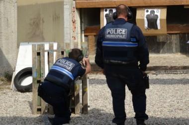 Les formations de la police municipale en hausse de 9,7% en 2017