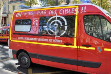 pompiers agresses violences