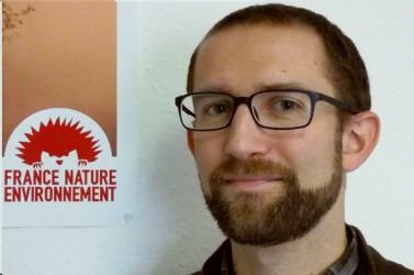 Benjamin Hogommat, juriste au sein de l'association France nature environnement