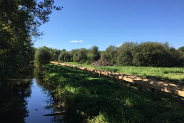 Photo 2 - Préserver et améliorer la biodiversité tout en ouvrant les sites au public, tel est l'objectif des CLAN