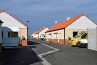 Aniche- CC coeur d'Ostrevent - unités d'habitation pour les gens du voyage