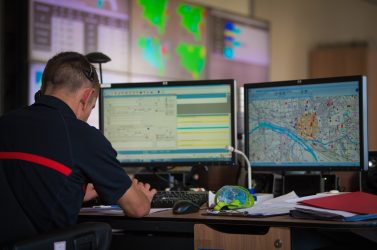 CTA pompiers appel centre CTA