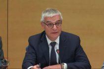 Hervé Maurey, président de la commission sénatoriale de l'aménagement du territoire.