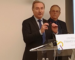 Jean-Luc Moudenc aux vœux de France Urbaine - Janvier 2018