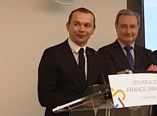 Olivier Dussopt Voeux FU janvier 2018